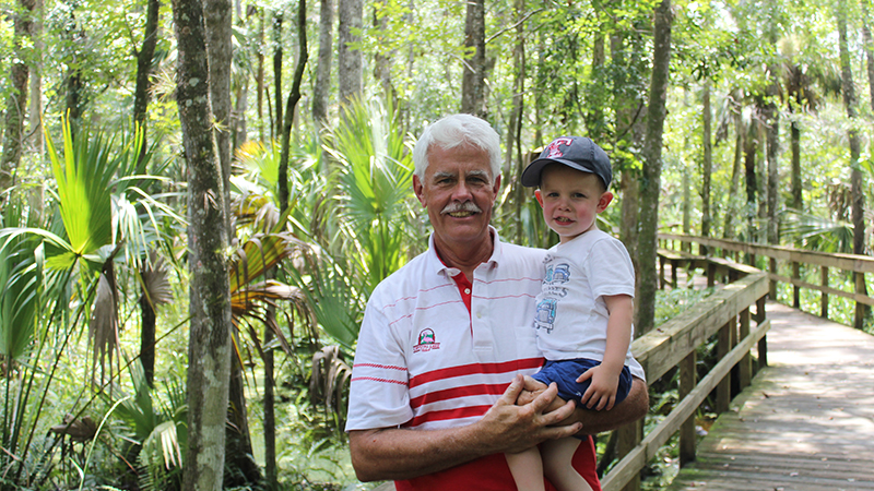 Poetry-and-Fiction_-Sam-Wright-and-his-grandson-Wyatt-Wright-Brueshaber-