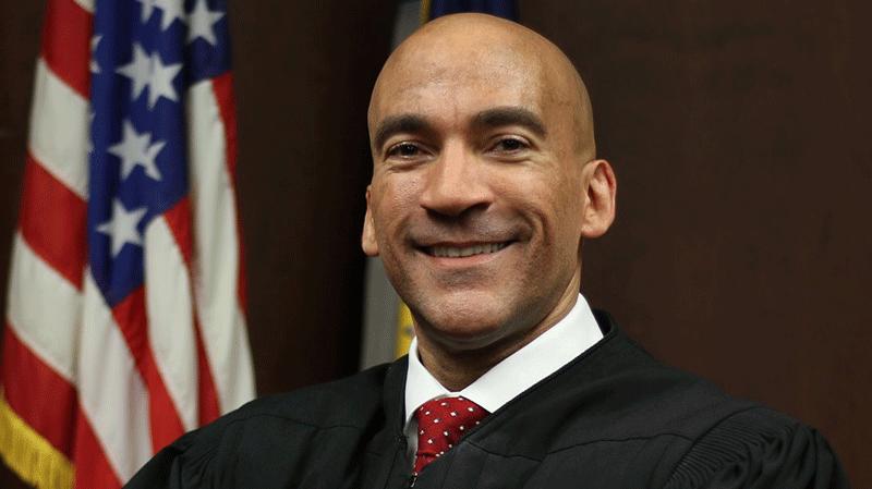 Judge Josh Lanzinger