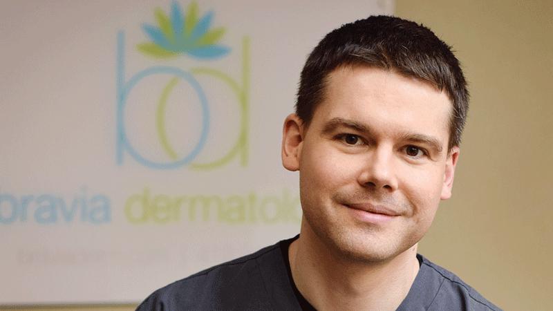 Matthew A. Molenda, MD, owner Bravia Dermatology Group