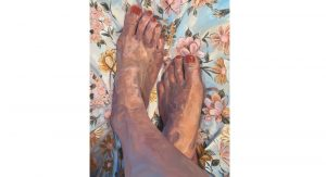 Katy Richards, Floral Feet