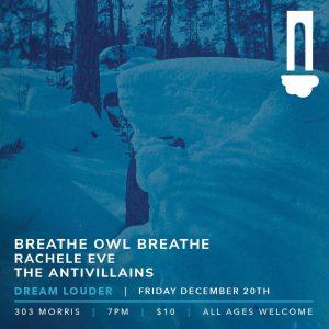 Listen-Hear---Breathe-Owl-Breathe_Rachele-Eve---Dream-Louder_s-upcoming-listening-room-concert.-Designed-by-Matt-Taylor.