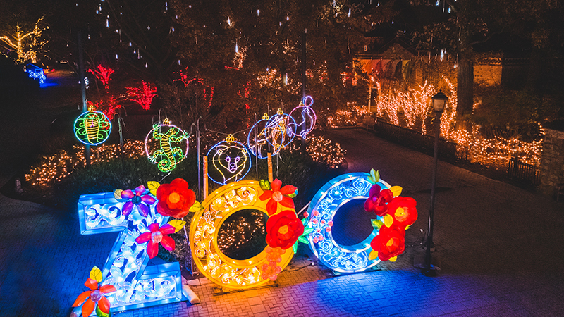 Toledo Zoo Christmas 2020 Dates Before (and After): Toledo Zoo presents the 34th Lights Before