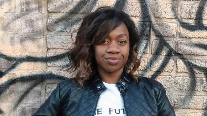 Event creator Alishea Sutton