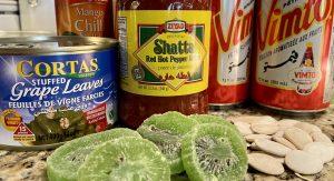 Middle East Market Quarantine Snacks