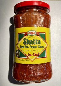 The quintessential shawarma accompaniment, also works amazingly spicing up starches of all varieties. (Credit: SF)
