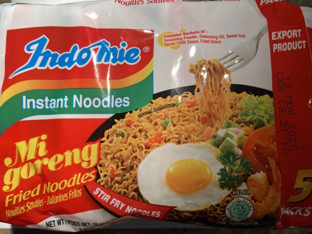 Indomie Instant Noodles Asian Grocery Toledo Ohio