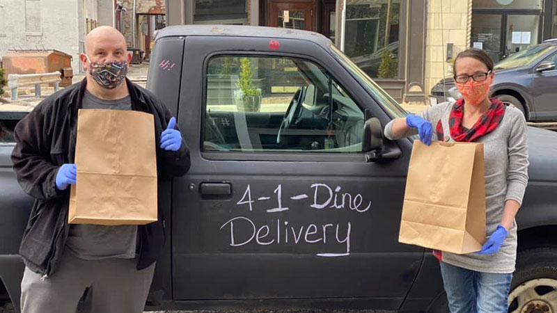 4-1-DINE-Delivery