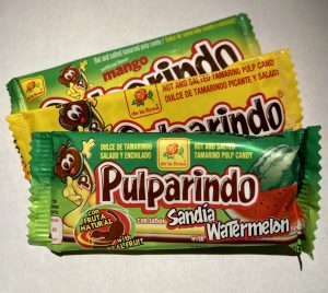 Tamarind candy, like an earthy Airhead. (Credit: SF)