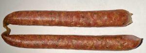 Opt for snackable kielbasa before grilling season heats up (Credit: SF)
