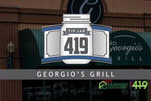 Tip Jar 419's campaign for Georgio's Grill.