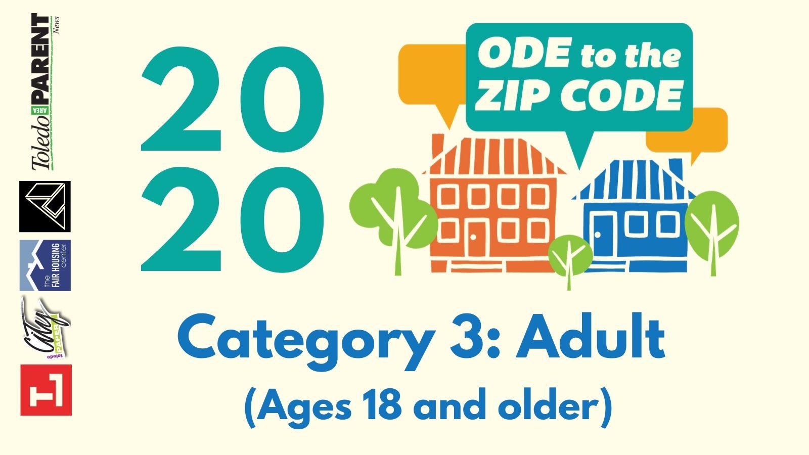 ode to the zip code - adult