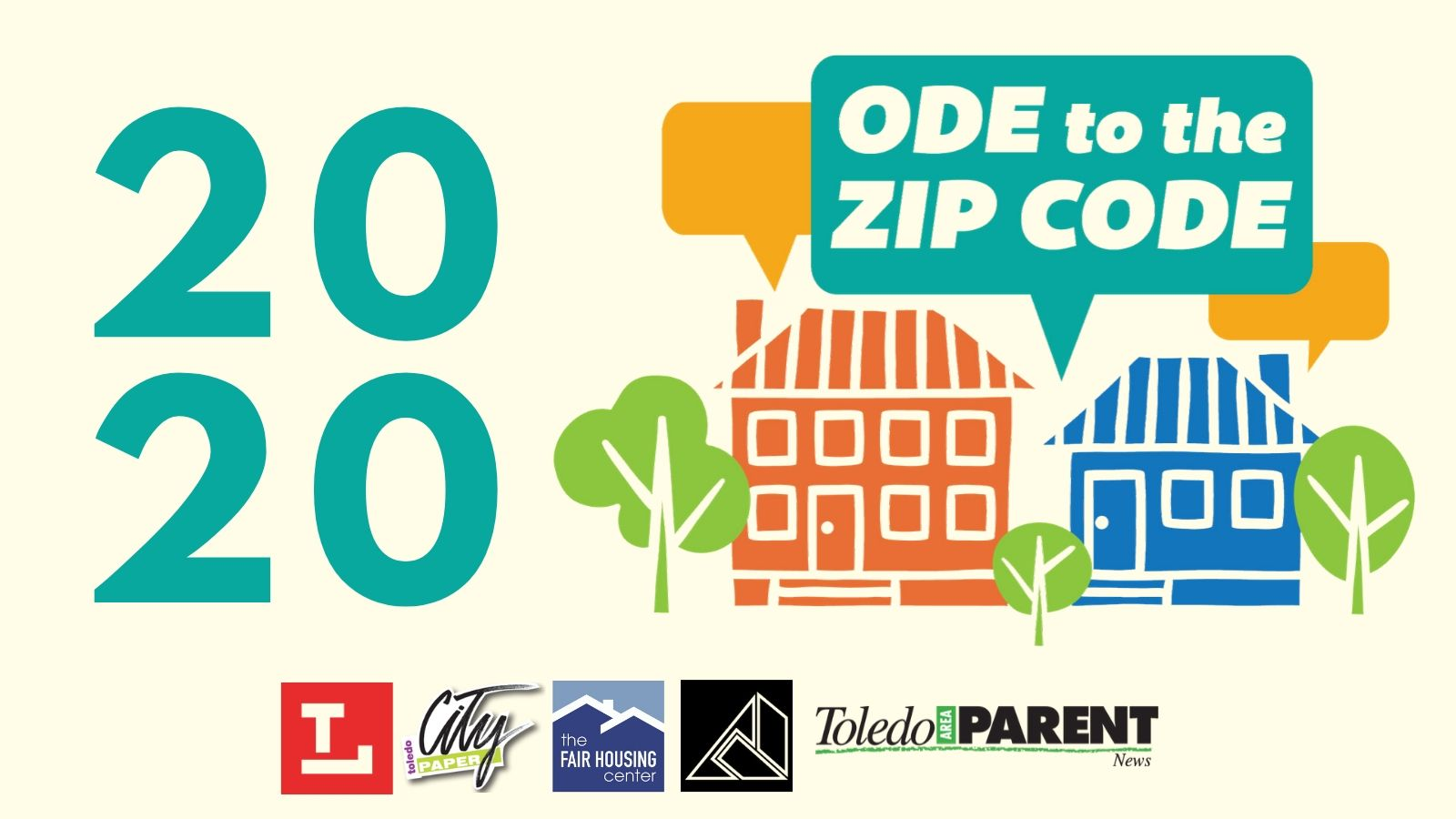 ode to the zip code  cover