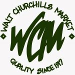 Walt Churchills Market Logo