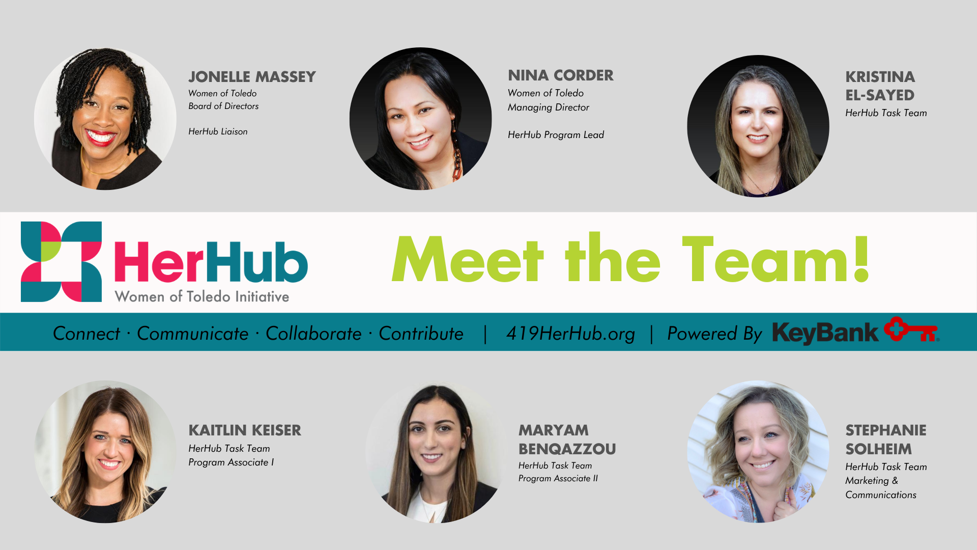 HerHub Team photo