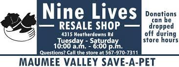 Nine Lives Resale Shop