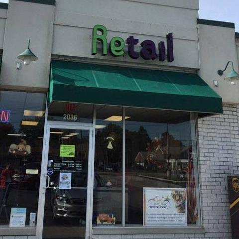 The Humane Society ReTail Shop