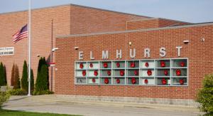 Elmhurst Elementary School, located in the Toledo Public Schools district. Photo: Nolan Cramer
