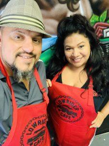 1-1 BIG IDEA - Co-owners Jacob Estrada and Sylvia Chukies
